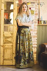 "Sukne - Sukňa ""art in skirt"" - 10490753_"