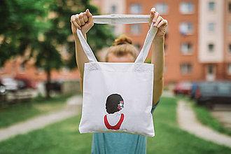 Nákupné tašky - plátenka beauty - 10493098_