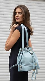 Šaty - Rovné šaty s bočnými vreckami BLACK & WHITE COLLECTION - 10490425_