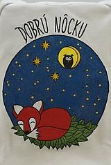 Detské oblečenie - Body DOBRÚ NÔCKU - 10491847_