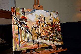 Obrazy - Urbanová veža - Košice - 10492334_