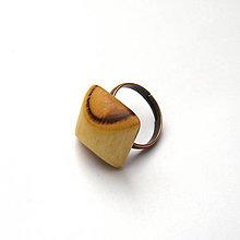 Prstene - Z brestovej halúzky - 10493240_
