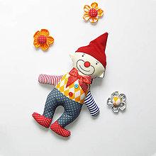 Hračky - Detská hračka - šašo Šašula - 10494448_