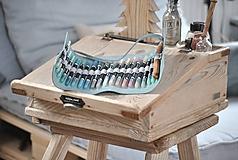 Papiernictvo - kožený rolovací peračník MAX - 10494645_