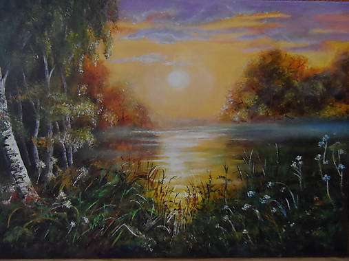 Ticho tečie rieka