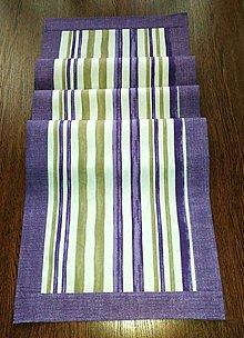 Úžitkový textil - Jarná štóla na stôl - 10496635_