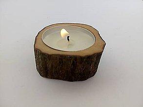 Svietidlá a sviečky - svietnik na čajovú sviečku / sada 5 ks - 10494334_