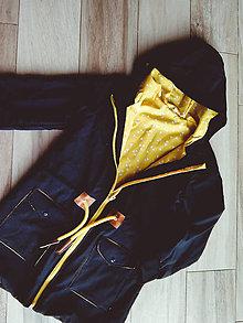 Detské oblečenie - Detská prechodná bunda veľ 128/134 - 10493768_