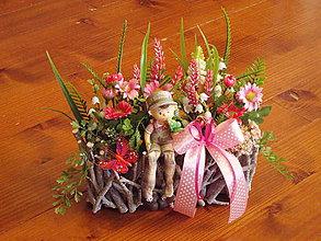 Pre potešenie duše - erikak Veľkonočné a jarné dekorácie Jarné vence ... c73ba901734