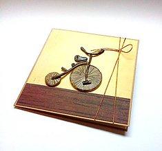 Papiernictvo - Pohľadnica ... starý ale jarý - 10499174_