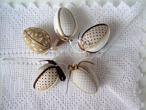 b2d43b1487 Veľkonočné prírodné vajíčka 5ks   jamilla - SAShE.sk - Handmade ...