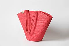 Kabelky - Kabelka červená - 10499671_