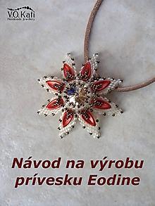 Návody a literatúra - Návod na výrobu prívesku Eodine - 10498519_