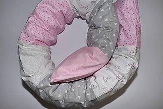 Textil - Mantinel/had do postieľky - 10499159_