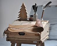Papiernictvo - kožený rolovací peračník KAYSA - 10497805_
