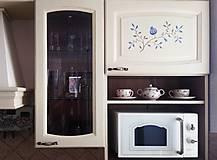 Nábytok - Ručne maľované nábytkové dvierka do Vašej kuchyne, kúpeľne alebo detskej izby - 10500101_