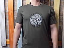 Tričká - Pánske tričko - Wanderer - 10497591_