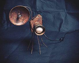 Svietidlá a sviečky - Lampofoťák - 10500053_