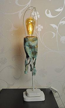 Svietidlá a sviečky - Potápač - 10500072_