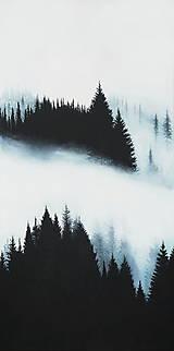 """Obrazy - Obraz """"Skryté v hmle"""" - 10498299_"""