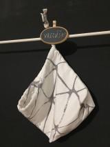 Úžitkový textil - Vrecúško možno aj na desiatu 2 - 10498918_
