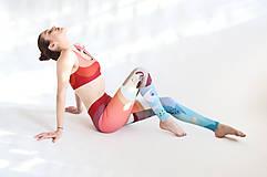 Nohavice - Sporty world - legíny - 10498770_