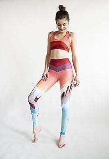 Nohavice - Sporty world - legíny - 10498779_