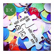 Kľúčenky - NÁŠ domček :) - 10503703_