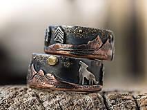 Prstene - Naše obrúčky - náš príbeh - 10503314_