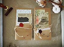 Papiernictvo - Sada zápisníkov Pečať - 10502508_