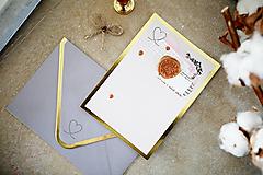 Papiernictvo - Narodeniny alebo svadba / scrapbook pohľadnica - 10502595_