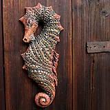 Dekorácie - Morský koník - 10501991_
