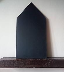 """Tabuľky - Magnetická tabuľka """"Domček 2"""" - 10502991_"""
