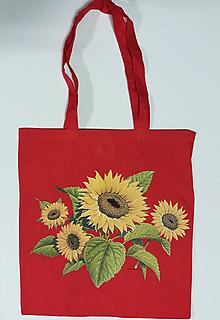 Veľké tašky - Taška - Slnečnice 02 - 10503480_