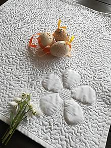 Úžitkový textil - Obrus Floral Beauty - 10501212_