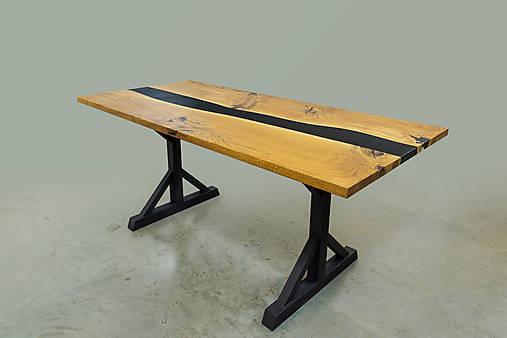 f1ab61480ad4 Masívny stôl   WOODENPROOF - SAShE.sk - Handmade Nábytok
