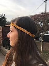 Ozdoby do vlasov - Tenka celenka - 10502635_