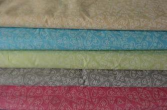 Textil - Srdiečka - 10503479_