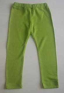 Detské oblečenie - Tepláky s klasickým strihom - 10502236_