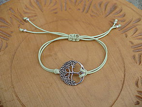 Náramky - náramok so stromom života - 10501743_