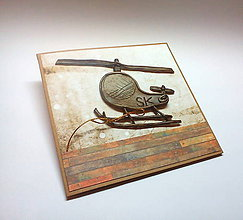 Papiernictvo - Pohľadnica ... Raz budem pilotom II - 10506823_