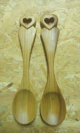 Pomôcky - svadobné lyžice - 10504410_