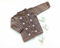Detské oblečenie - Sveter - 10504802_