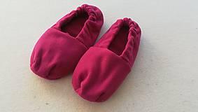 Obuv - Vyhrievané papuče /Papuče na ohrievanie v mikrovlnke TERMOFOR na nohy z obilia - 10506502_