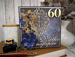 Papiernictvo - Modrý svet pohľadnica - 10505669_