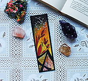 Sagittarius/ Strelec - záložka do knihy