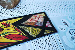 Papiernictvo - Sagittarius/ Strelec - záložka do knihy - 10506936_