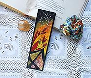 Papiernictvo - Sagittarius/ Strelec - záložka do knihy - 10506937_