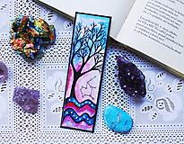 Aquarius/ Vodnár - záložka do knihy