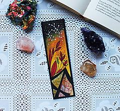 Papiernictvo - Sagittarius/ Strelec - záložka do knihy - 10506933_